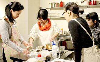 料理教室・製造貸切