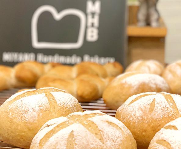 パン製造販売 ミヤノハンドメイドベーカリー
