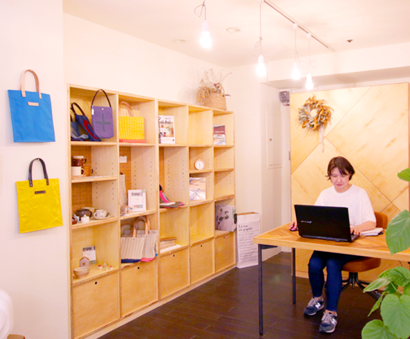 設計事務所ときどき雑貨委託販売 一級建築士事務所 Tetto
