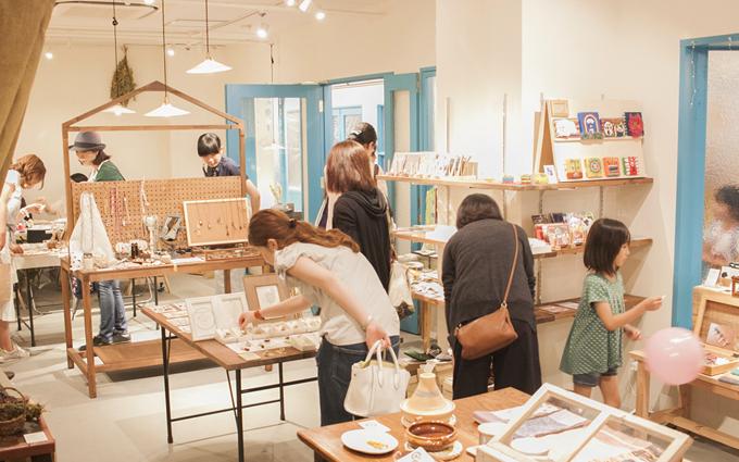 souvenir shop Otonari