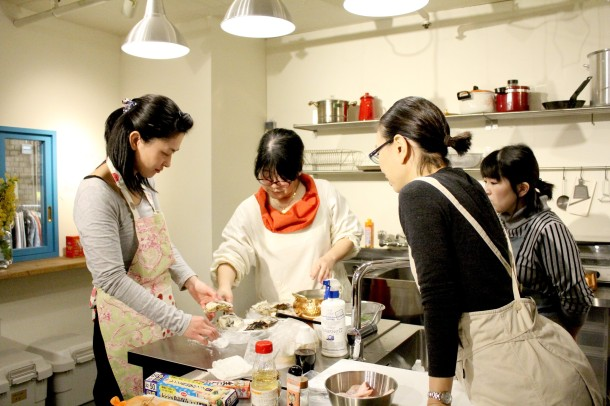キッチン_料理教室